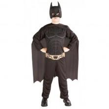 Batman - kostým s maskou - L 8 - 10 roků