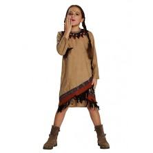 Indiánská dívka - kostým