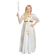 Anděl - dětský kostým s křídly