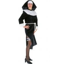 Nun - kostým jeptišky s pokrývkou hlavy