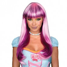 Candy Babe Wig pink - paruka