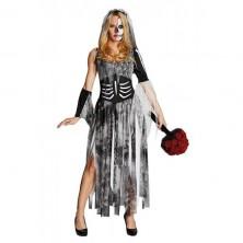 Zombi nevěsta - dámský kostým