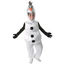 Kostým sněhulák Olaf - Ledové království - MD 5 - 6 roků