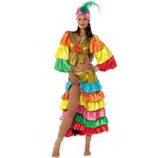 Brazilská tanečnice