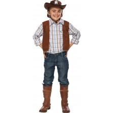 Kovbojská vesta dětská - 104