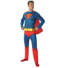 Superman dospělý kostým Comic Book