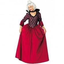 Hraběnka  - kostým s krajkou