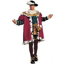 Jindřich VIII - kostým