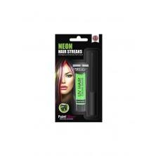 UV řasenka na vlasy - zelená