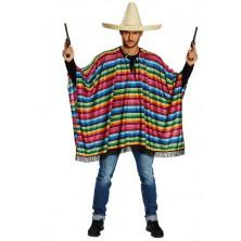 Mexické poncho