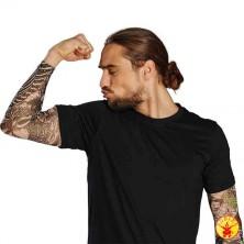 Tetování na paži SKULL