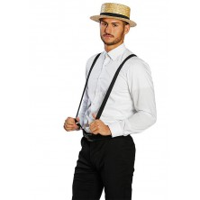 Pánský slaměný klobouk vel. 59