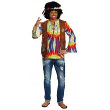 Hippie - pánský kostým