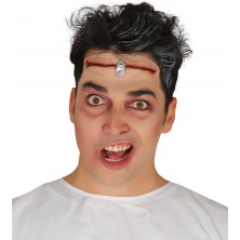 Jizva - poranění rozříznuté hlavy
