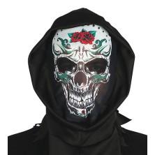 Polomaska smrt s růží