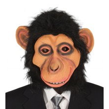 Maska opice s ochlupením