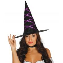 Čarodějnický klobouk se stuhou