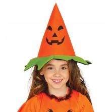 Dětský čarodějnický klobouk dýně