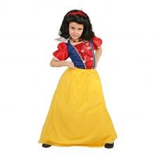 Malá Sněhurka - kostým