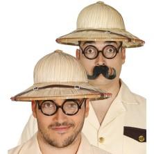 Lovecký africký klobouk