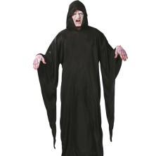 Tunika s kapucí černá