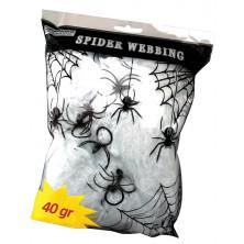 Pavučina bílá 40 gr.