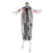 Doktor zombie - závěsné strašidlo