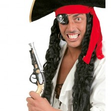 Pirátská pistole 28 cm