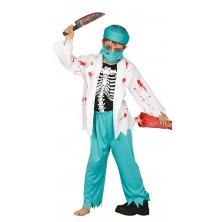 Kostým doktor zombie - 10 - 12 roků