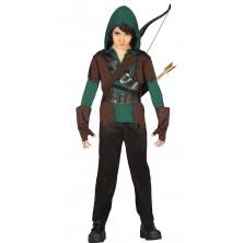 Robin Hood kostým - 10 - 12 roků