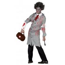 Doktor smrt - kostým - L 52 - 54