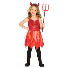 Kostým Malá ďáblice