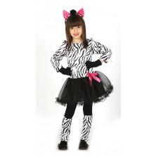 Zebra - kostým
