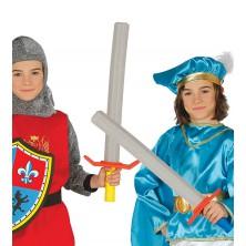 Rytířský plastový meč