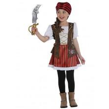 Piratenlady - dětský kostým