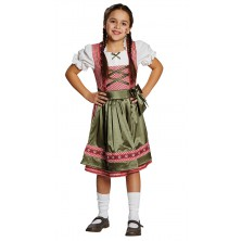 Kostým Dirndl Clara