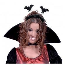 Čelenka s netopýry