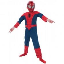 Ulimate Spider Man Dlx  - licenční kostým