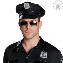 Policejní zrcadlovky - brýle
