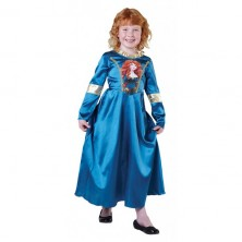 Kostým Merida Classic Big Print M - licenční kostým