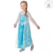 Elsa Deluxe (Frozen) Child - kostým - LD 7 - 8 roků