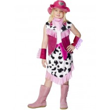 Kostým rodeo dívky