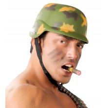 Vojenská přilba pro dospělé